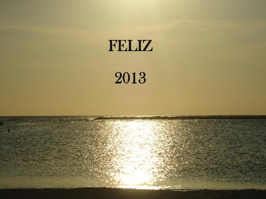 mensagem final de 2012 com texto