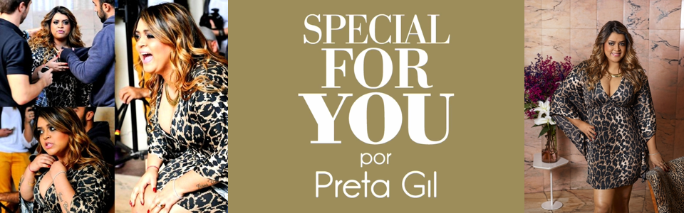 """Plus size """"Special for You"""""""