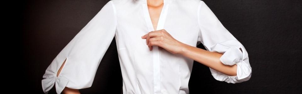 Camisa branca – Companheira perfeita